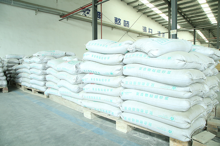 粘结砂浆的包装及施工要求
