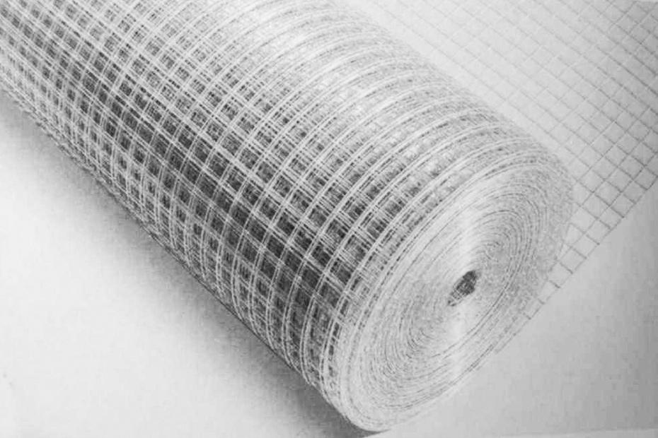 热镀锌钢丝网