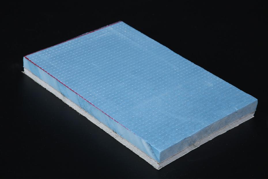 EPS/XPS石膏板复合板